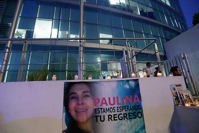 Fiscalía no prueba feminicidio de Paulina; su novio gana amparo