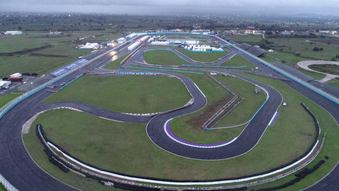 La Fórmula E de Gala en Puebla, con el Autódromo Miguel E. Abed