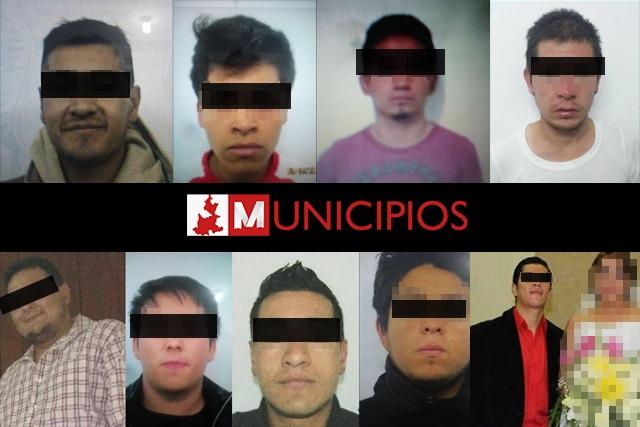 Al descubierto banda de delincuentes en Teziutlán