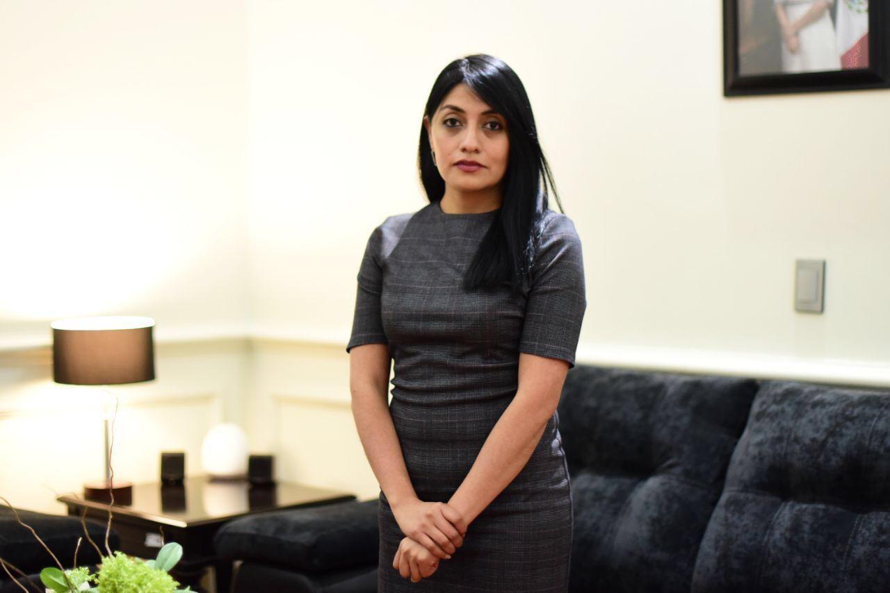 Carmen Mireya Calderón, nueva titular de Desarrollo Económico en Puebla