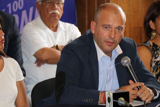 Acusan fraude millonario del panista Galeazzi; no entregó un terreno