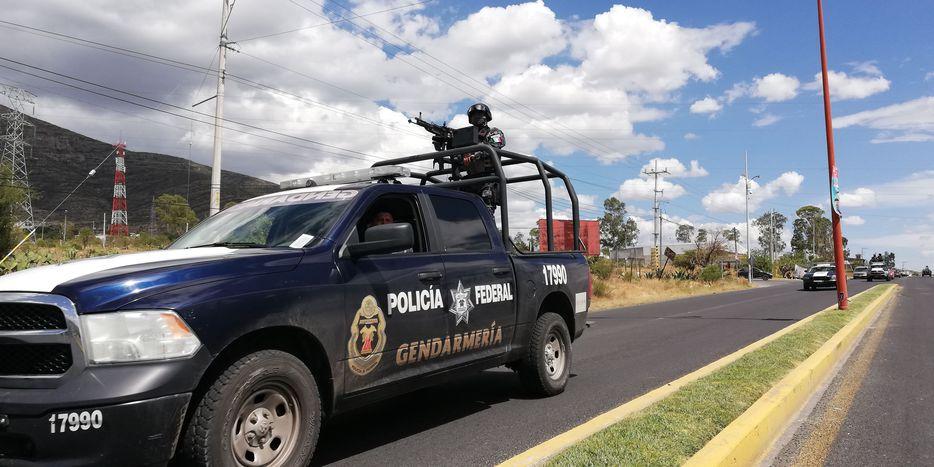 En Huixcolotla detienen con droga a sujeto acusado de homicidio en EU