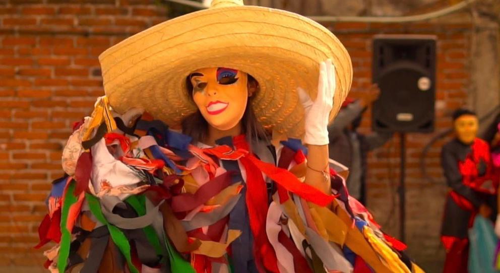 Convierten Fiesta de San Lucas Atoyatenco en Carnaval Virtual
