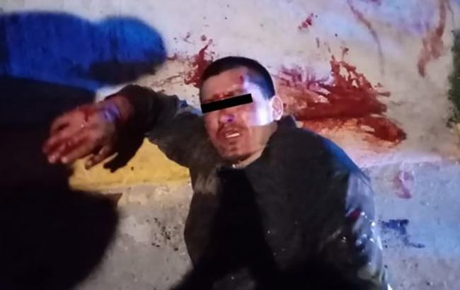 Vecinos atrapan y golpean a supuesto ratero en Balcones, Puebla