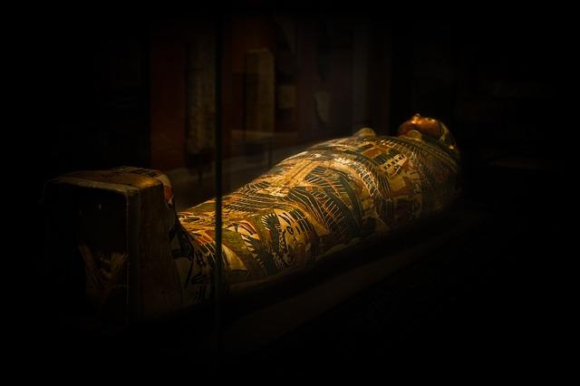 Recrean la voz de una momia de 3 mil años y así se escucha