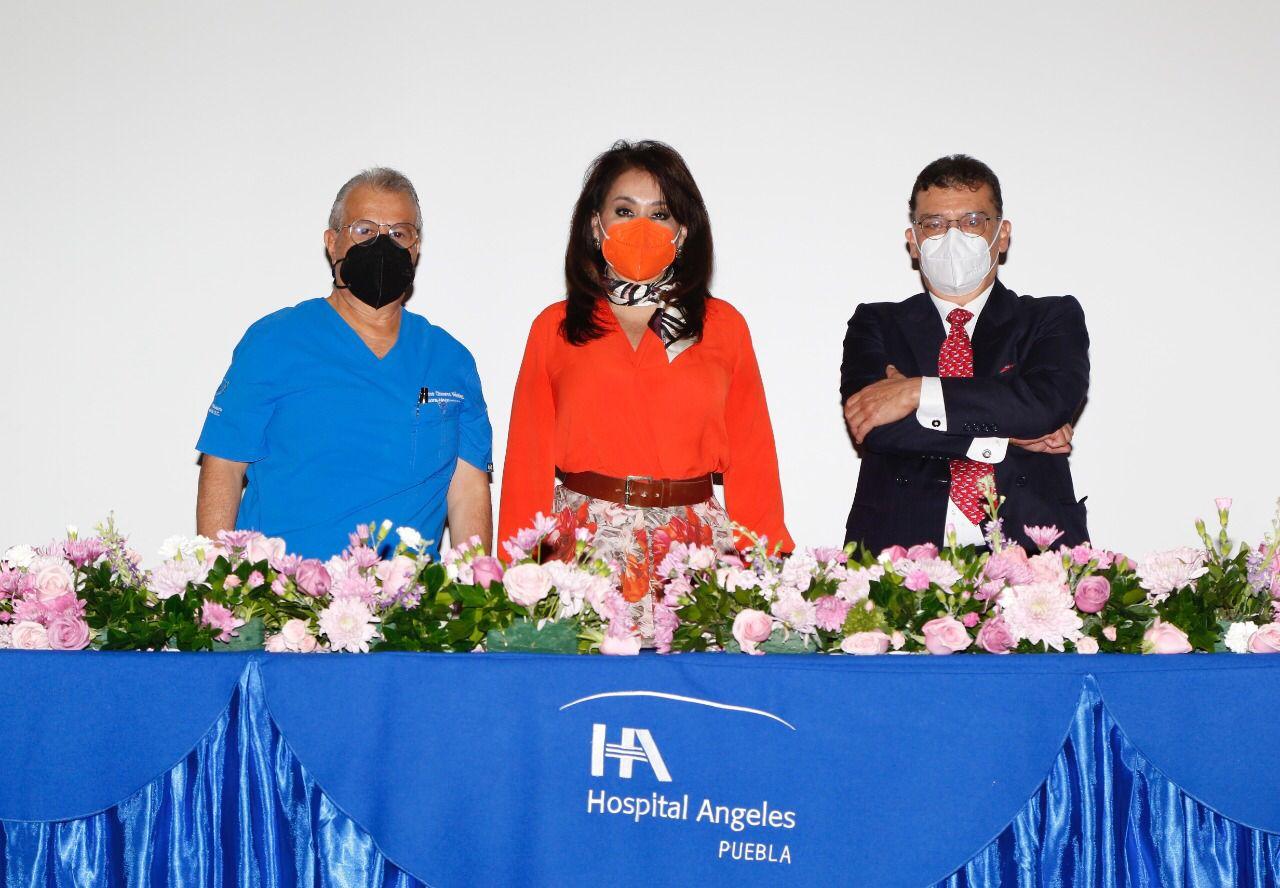 Con jornadas médicas Hospital Ángeles Puebla festeja su 14 Aniversario
