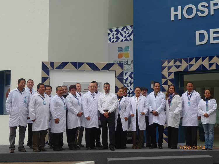 Inoperante el Hospital Regional de Teziutlán a dos meses de inaugurado