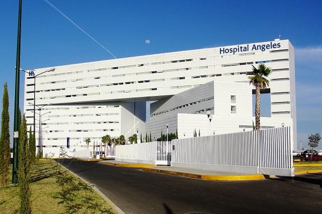 Niegan que víctima de Covid-19 se contagiara en Hospital Ángeles