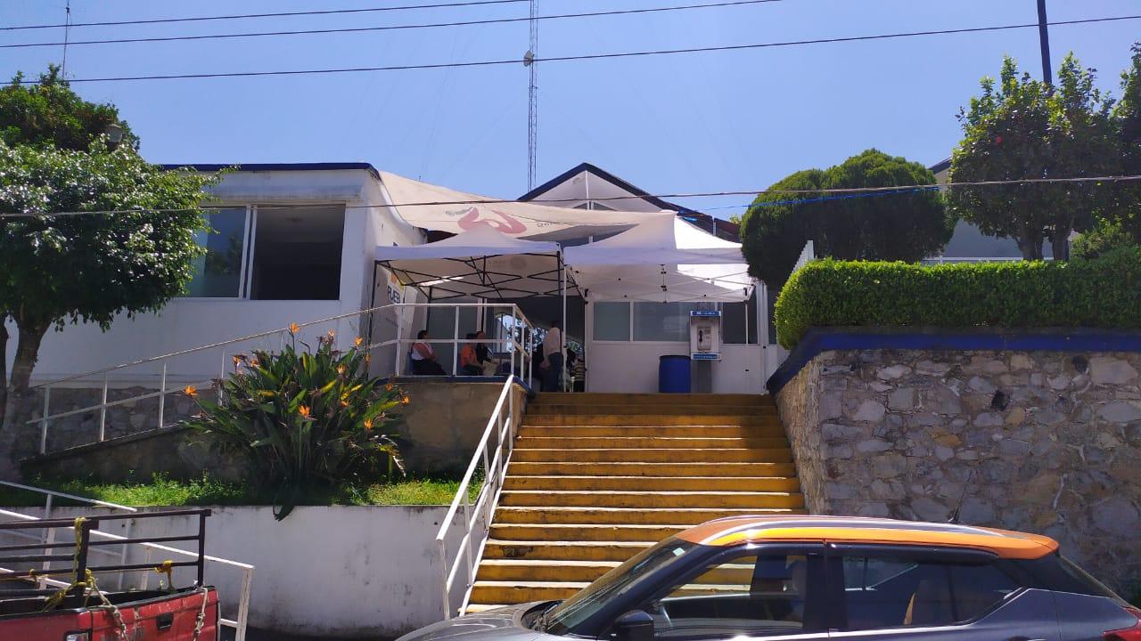 Tras manifestación, envían insumos por Covid-19 a Huauchinango