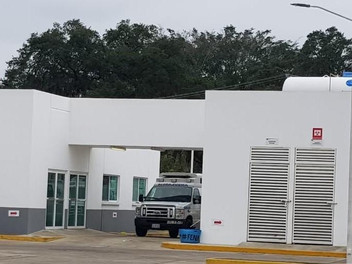 Peligro y muerte viajan en ambulancia en Venustiano Carranza