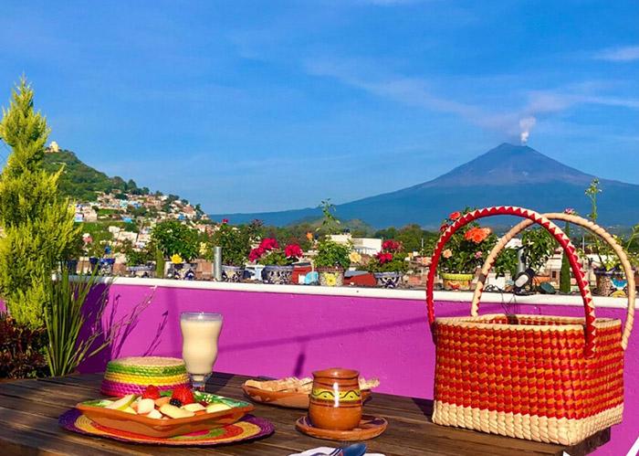 Baja afluencia de turistas a hoteles de Atlixco por coronavirus