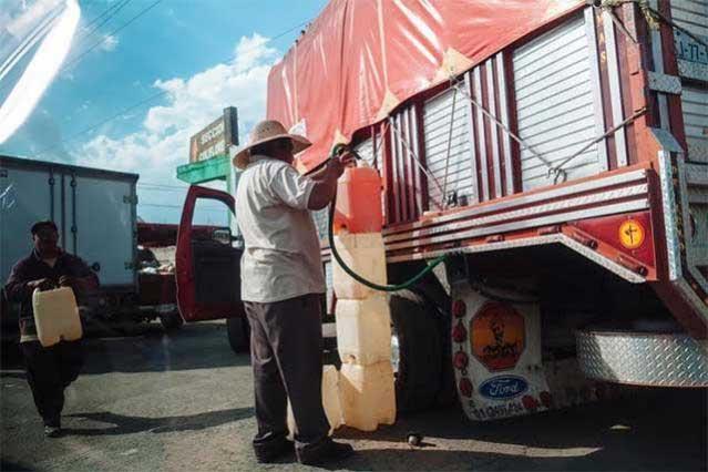 En Coronango crece presencia de bandas dedicadas al huachicol