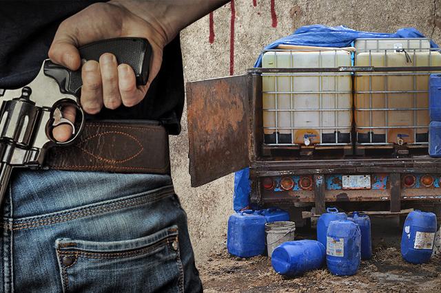Huachicol es fuente de financiamiento de otros delitos en Puebla: Barbosa
