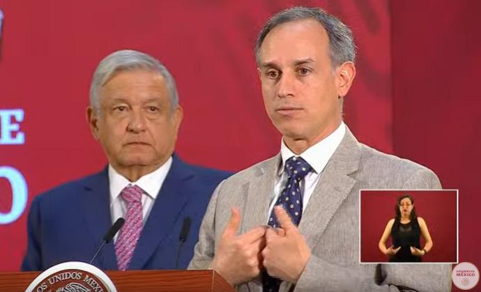 Fase 3 del coronavirus se va a dar en México: López-Gatell