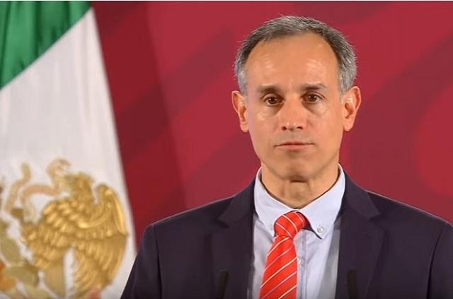 López Gatell responde a Alfaro por señalarlo de traición a la patria