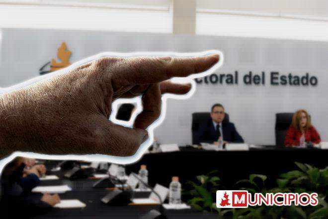 Piden cabezas de consejeros del Instituto Electoral de Puebla