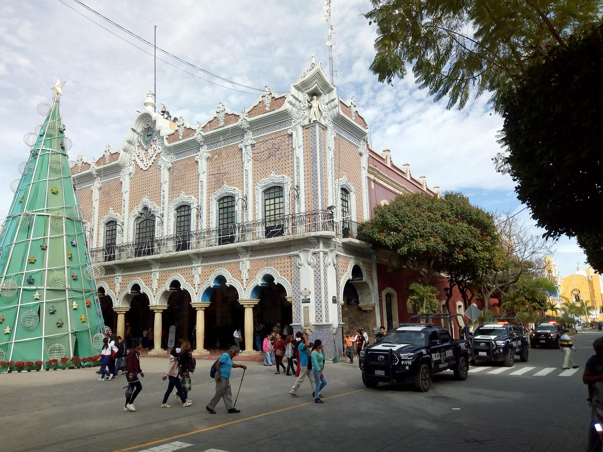 Tehuacán busca recursos para mejorar su imagen urbana