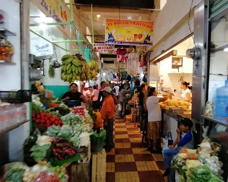 Piden retirar ambulantes del mercado 16 de Marzo de Tehuacán