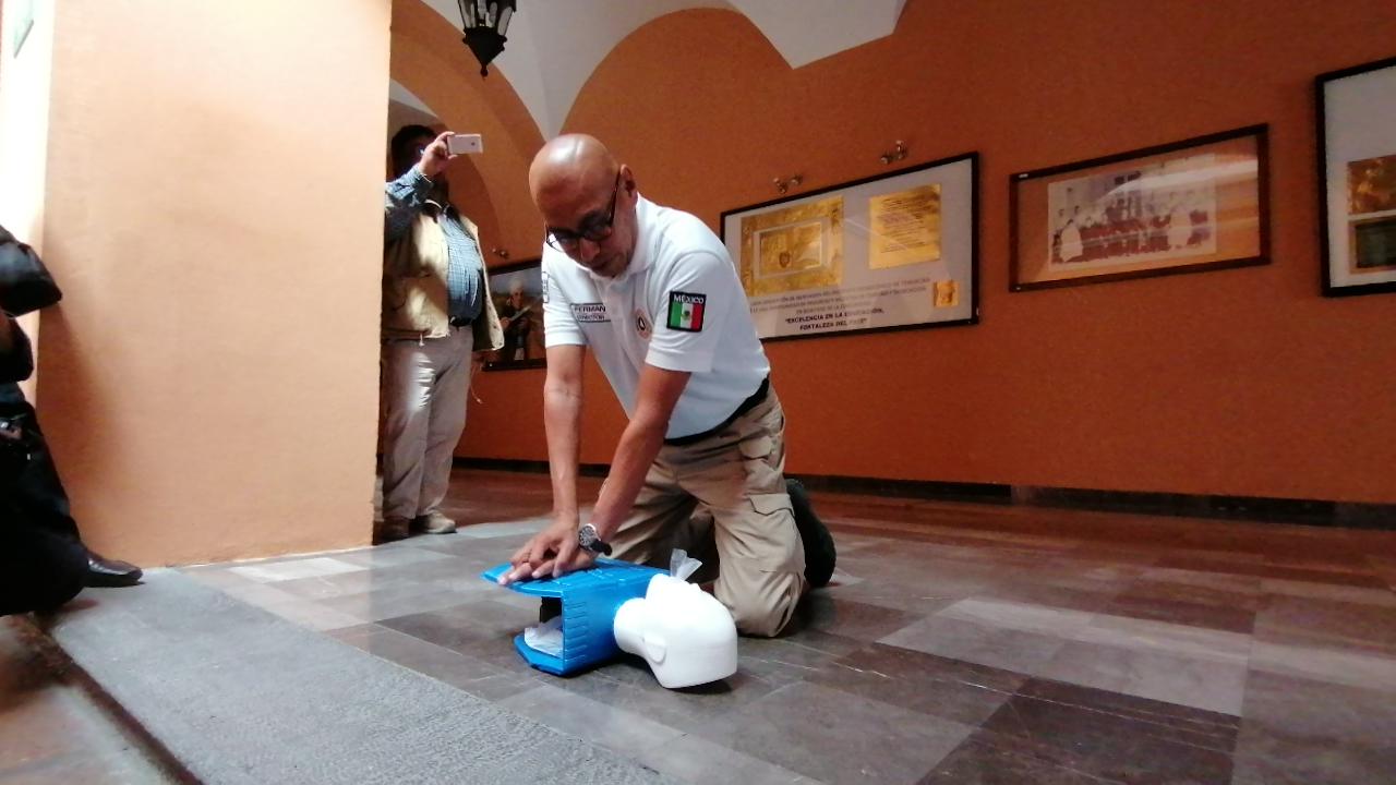 Por falta de ambulancias enseñarán primeros auxilios en Tehuacán