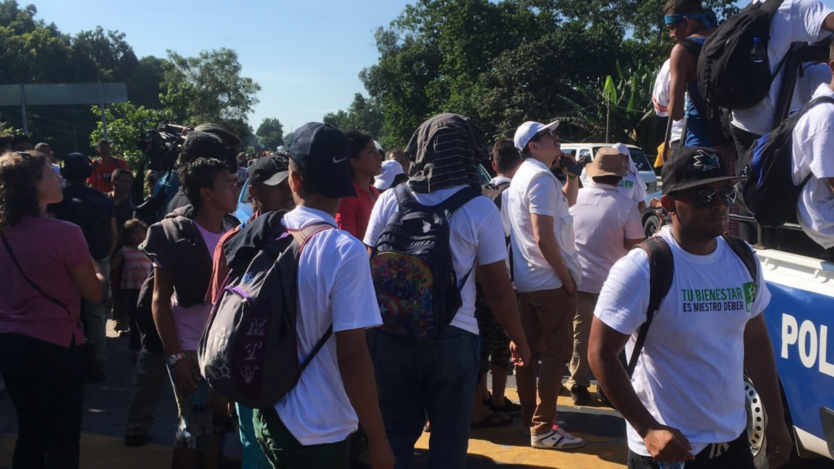 A Honduras mandará EU a mexicanos que pidan asilo