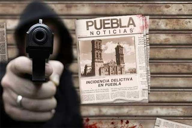 Identifican laboratorios de cristal y 138 bandas delictivas en Puebla