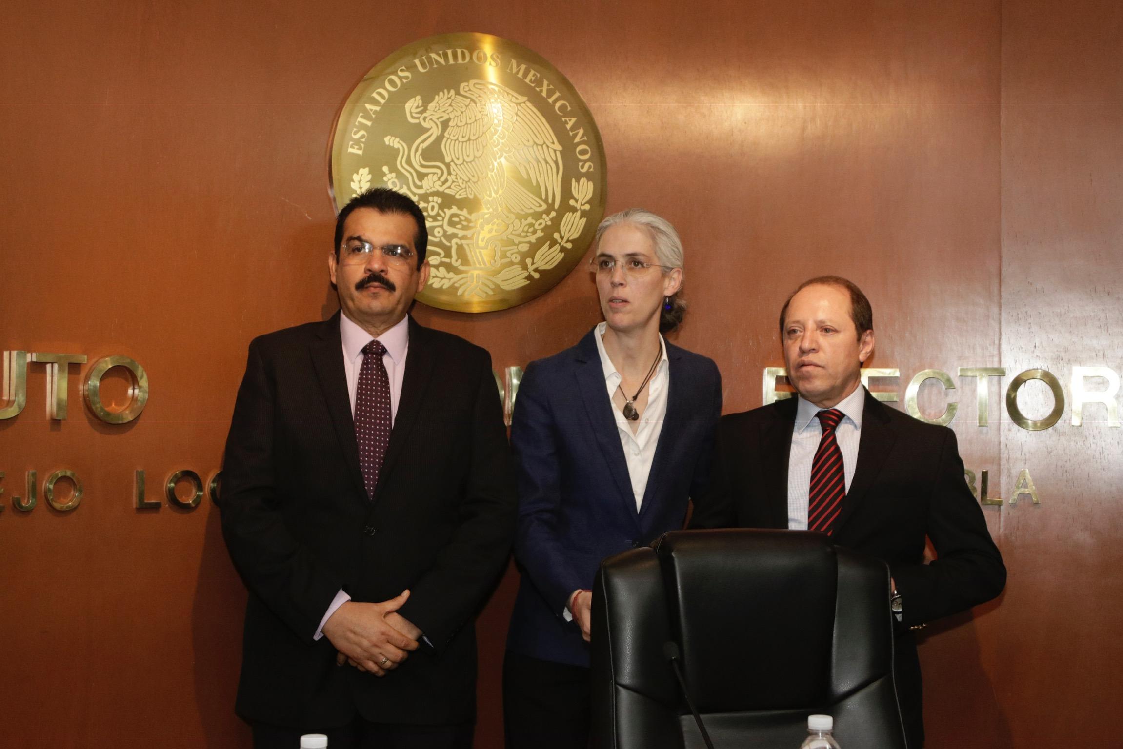 INE condena violencia durante elecciones de 2018 en Puebla