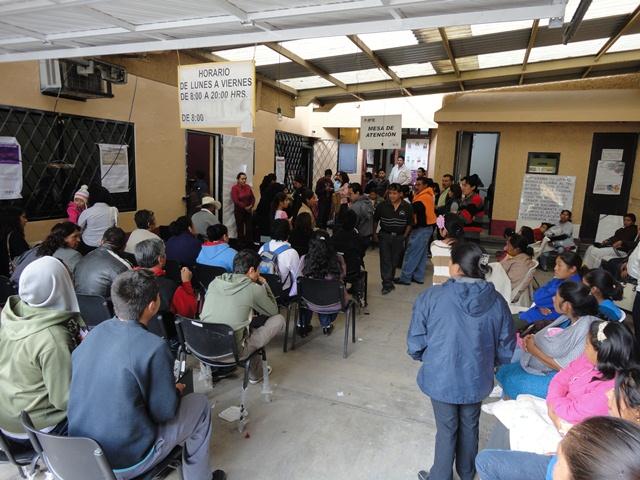 Cierran temporalmente módulos del INE por Covid-19 en Tehuacán