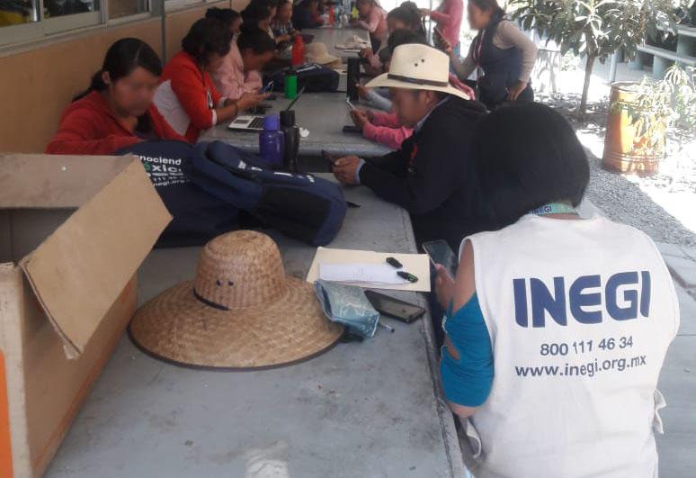 Se quedan sin trabajo 50 empleados del INEGI Tecamachalco por contingencia