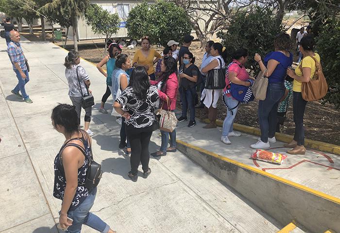 Despiden a 60 trabajadores del INEGI en Atlixco