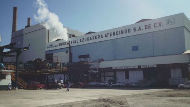 Obrero de ingenio de Atencingo es aplastado por trituradora
