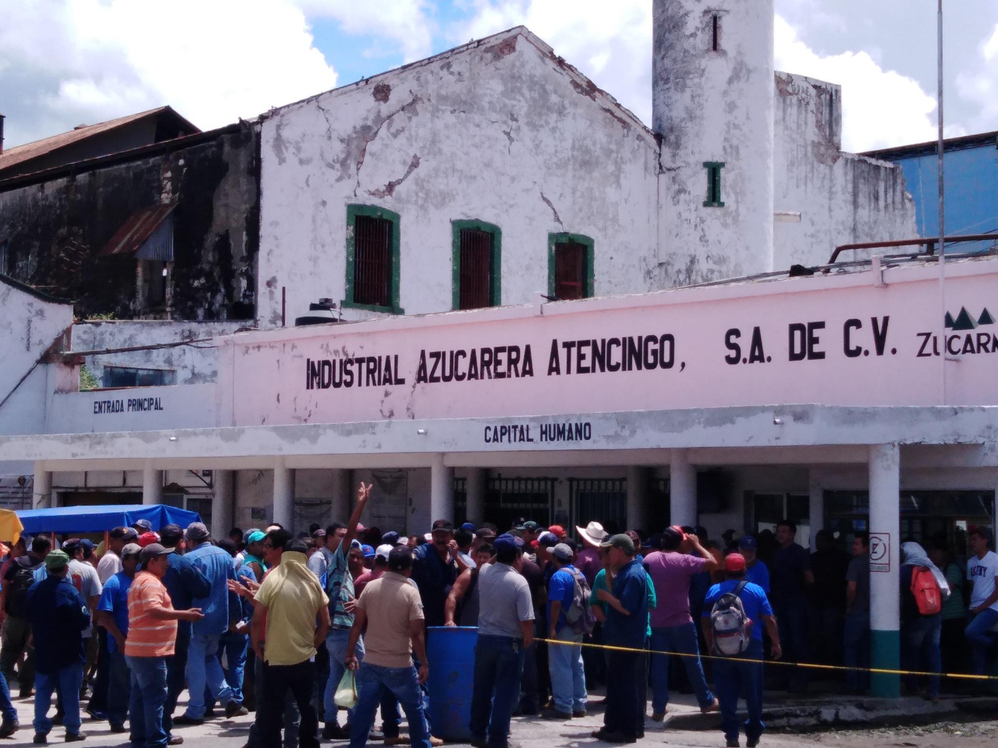 Suman 5 trabajadores del ingenio de Atencingo muertos por Covid