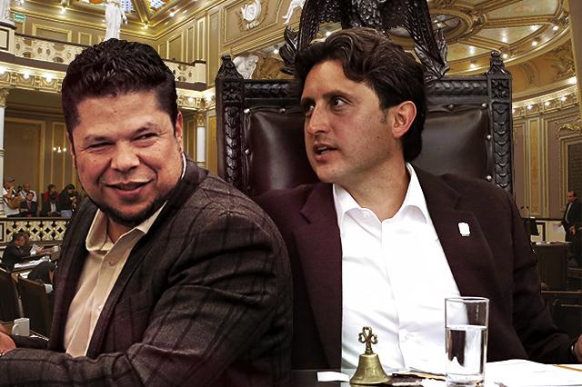 José Juan y Biestro se exhiben mutuamente en pleito tuitero