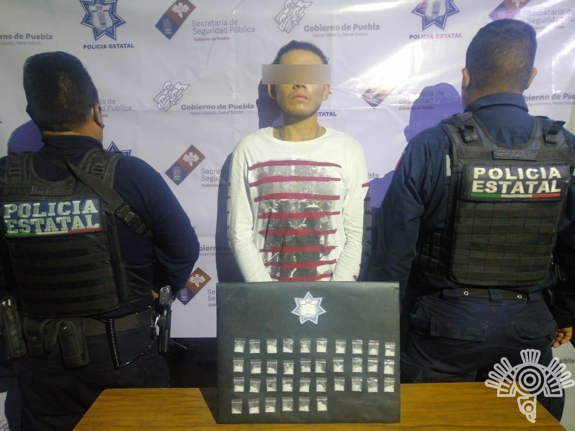 El Juanísimo de la banda Flash fue detenido en Tepexi de Rodríguez