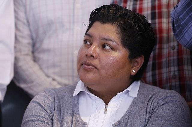 Denuncias contra ex funcionarios no es asunto político: Pérez Popoca