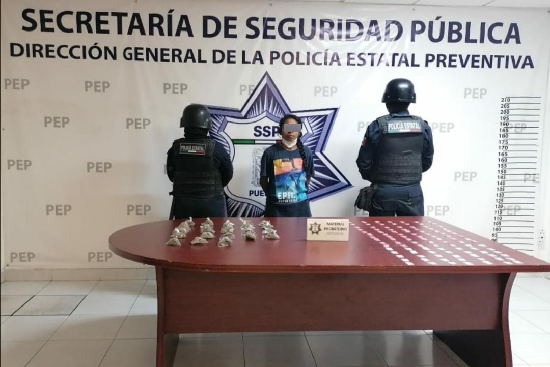 Cae presunta operadora de La Tita en Ignacio Romero Vargas