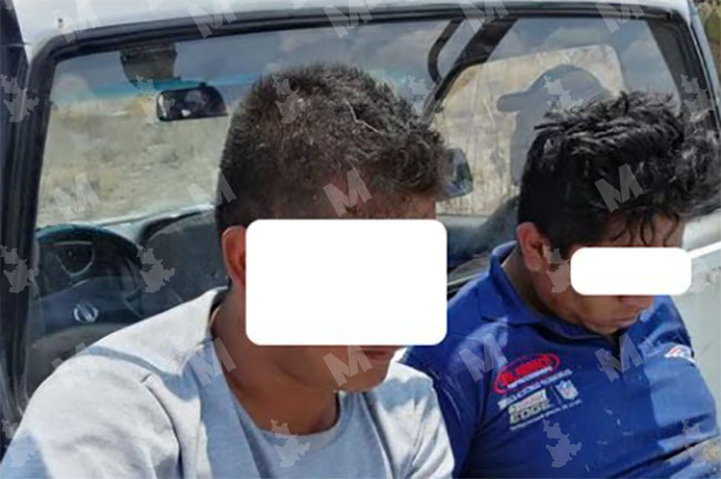Dos ladrones se salvan de ser linchados en Hueyotlipan