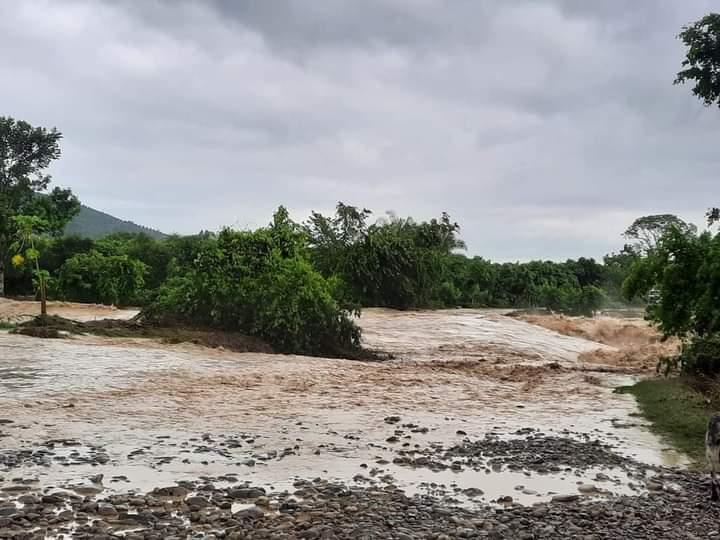 Lluvias dejan afectaciones en Venustiano Carranza y Francisco Z. Mena
