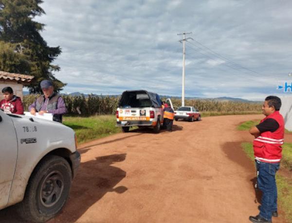 Gobierno mejora servicio eléctrico para 50 mil habitantes de la Sierra Norte