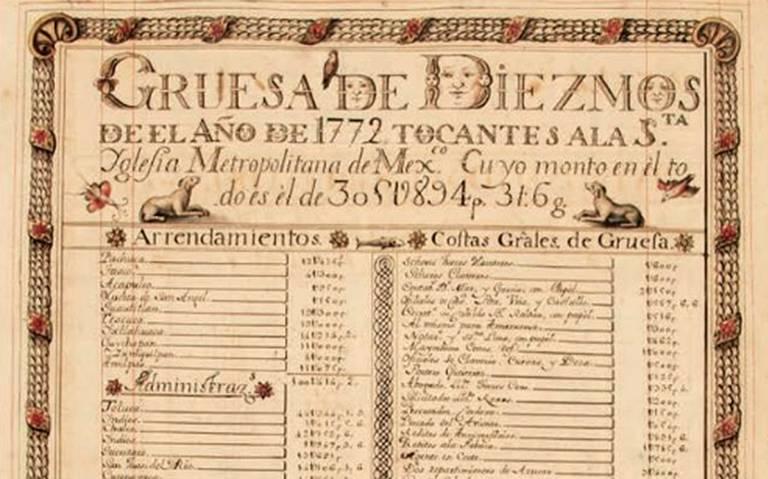 Morton Subastas intenta vender manuscritos históricos de México