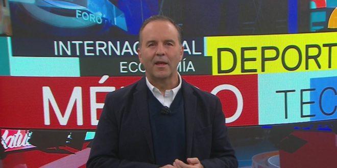 Esteban Arce dio positivo al Covid-19