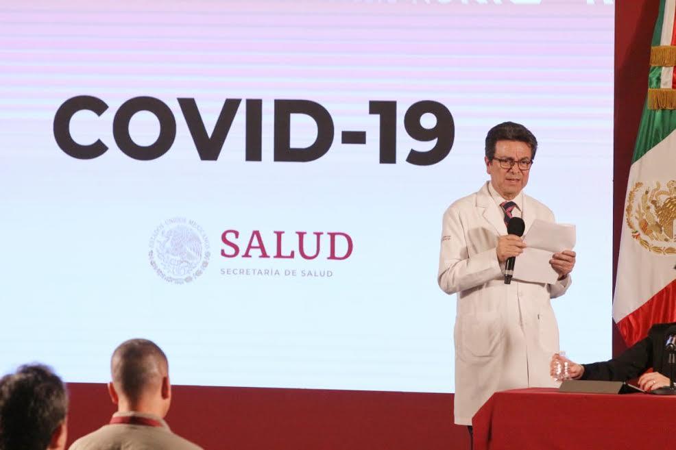 IMSS reparte insumos a hospitales para atender pacientes por COVID-19