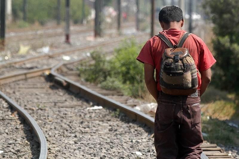 Pese a pandemia se reanuda paso de migrantes por Tehuacán a EU