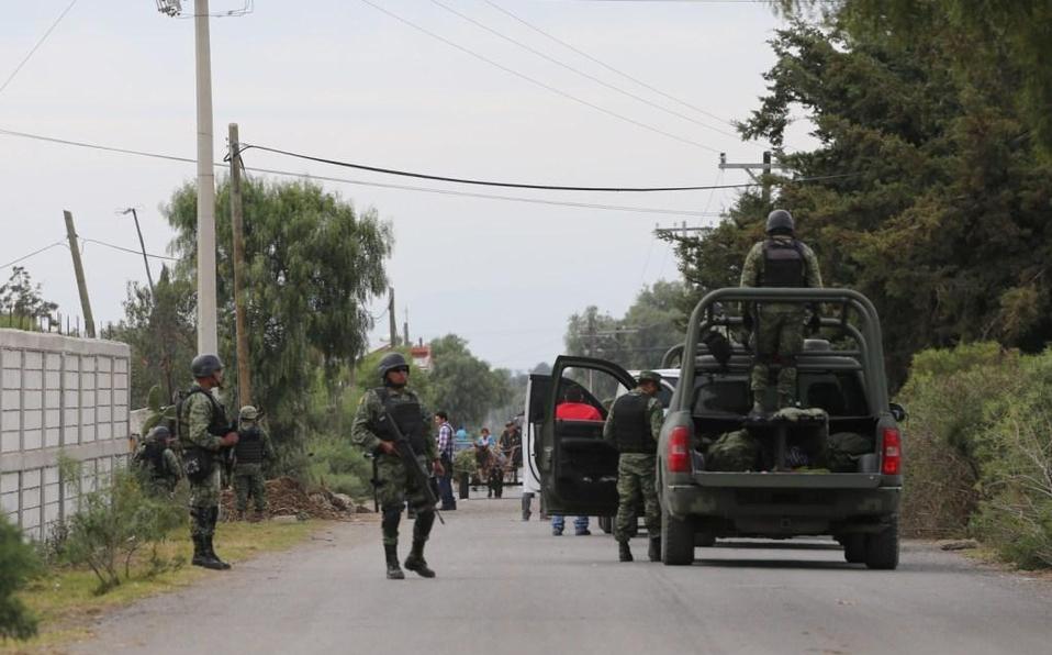 En Tamaulipas agreden a militares, hay 11 civiles armados muertos