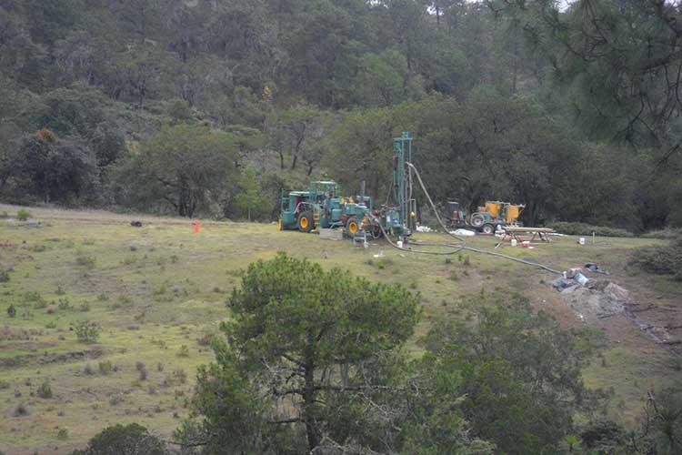 Ostenta Almaden 72 % del territorio entregado a mineras en la sierra
