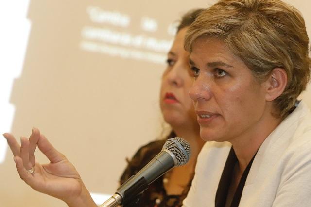 Tras inconformidad por bolardos, sale secretaria de Movilidad en Puebla