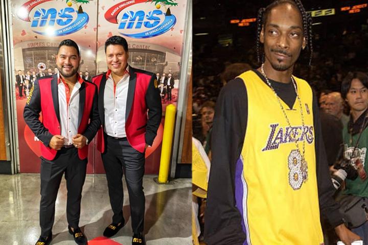 Snoop Dogg se unirá a Banda MS para compartir escenario