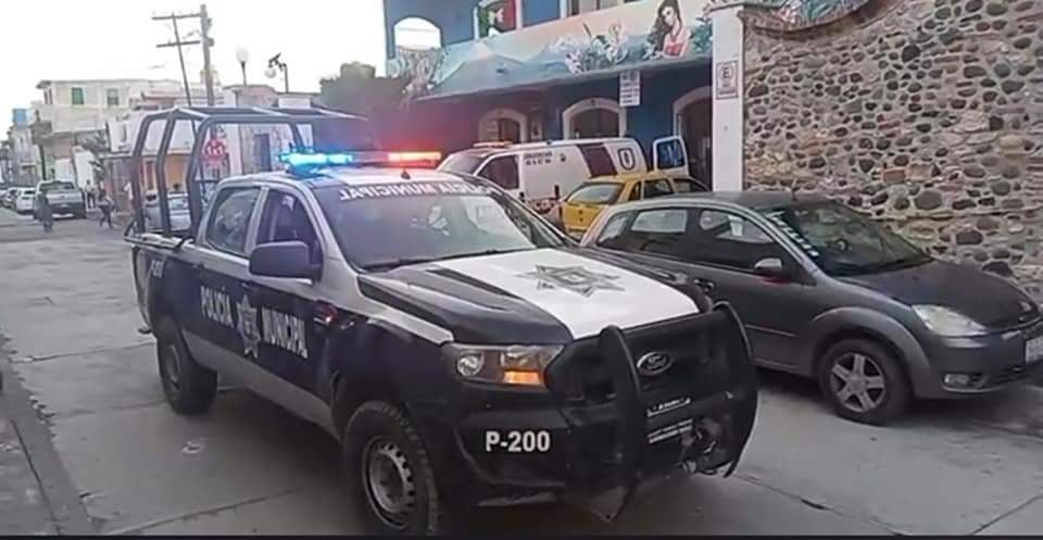 Fallece joven de un infarto en Plaza Galerías en Izúcar