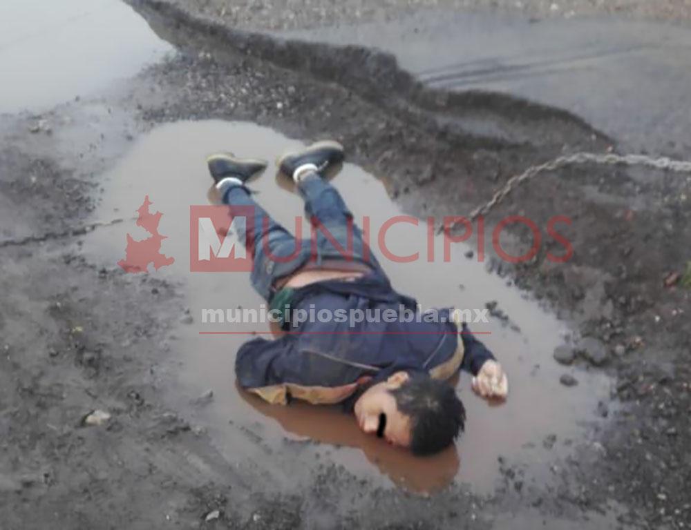Se resiste a un asalto y lo matan en la Puebla-Orizaba