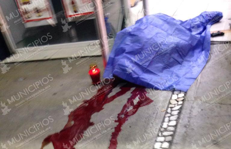 Balacera de madrugada en Huejotzingo deja un muerto y un herido