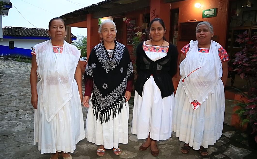 Colectivo de Mujeres Indígenas impulsa turismo en Puebla